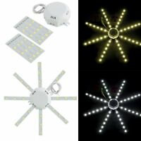 12W/16W/20W/24W 5730SMD LED Home Ceiling Panel Down Lamp Octopus Round Light New
