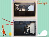 New For Lenovo G770 G780 Upper Case Palmrest Cover & Bottom Case AM0H4000100