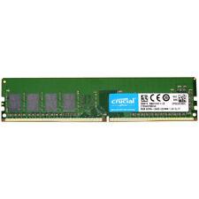 2 * Crucial 8GB DDR4-2400 CT8G4DFS824A.C8FBD1