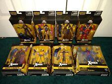 Marvel Legends Apocalypse BAF COMPLETE MISP! Psylocke Gladiator Wolverine X-Men