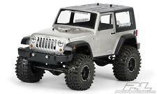 Custom Painted Body 2009 Jeep Wrangler Rubicon For 1/10-1/8 RC Crawlers