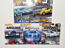 HOT WHEELS 2018 CAR CULTURE CIRCUIT LEGENDS SET OF 5 FPY86-956E IN STOCK