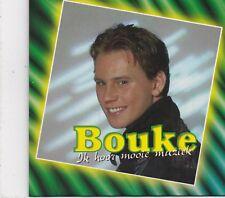 Bouke-Ik Hoor Mooie Muziek cd single