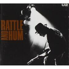 U2 Rattle and Hum CD Album 1988 Island Records