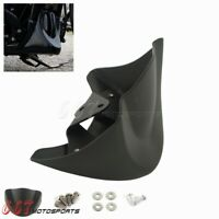 Front Chin Spoiler Kit For Harley Dyna 2006-17 Low Rider Street Bob Fat Bob FXD