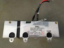 Verkauf Sales von DSO-0631-10.5 U, DVE Netzteil Power supply