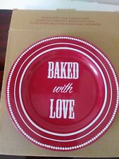 Baked with Love Cookie Plate