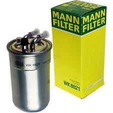 Original MANN-FILTER Kraftstofffilter WK 8021 Fuel Filter