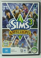 The Sims 3: Ambitions - Expansion Pack - PC & Mac, 2010
