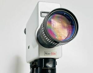 Braun Nizo S56 super 8 camera Film Tested / Fully working