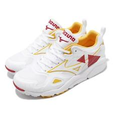 Mizuno Sky Medal White Red Yellow Men Running Sportstyle Shoes D1GA2009-62