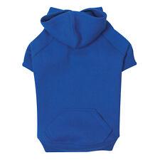 "Zack & Zoey Basic Hoodie Xs Dkb US2101-08-57 Pet Cloths 1.3"" x 8"" x 5"" NEW"