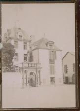 France, Un Hôtel Particulier, ca.1900, Vintage citrate print Vintage citrate pri