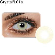 1 Pair Unisex Charm Big Eye Makeup Cosmetic Colour Contact Lenses Beauty Bien