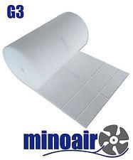 G3/EU3 Filtermatte 1x 20m 18-20mm FL200 Filterflies Filterrolle Filterwatte