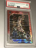 2019-20 NBA Hoops Premium Stock JA MORANT RED Pulsar Prizm Rookie SP Rare PSA 9
