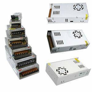 for LED Strip 110V/220V to DC 12V 15V 24V 48V Amp Switching Power Supply Adapter
