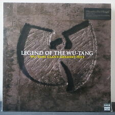 WU-TANG CLAN 'Legend Of The Wu-Tang: Greatest Hits' MOV Audiophile 180g 2LP NEW