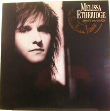 Melissa Etheridge  # Brave and crazy #   VINILE LP Ex/Ex