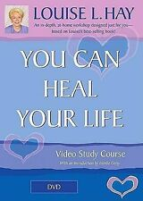 You Can Heal Your Life Study Course DVD by Louise L Hay (DVD video, 2006)