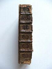 DE LA CROIX : MÉTHODE DE GÉOGRAPHIE UNIVERSELLE . TOME 4 . GRAVURES . LIONS 1705