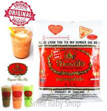 Thailand Original Thai Tea Mix Number One Brand 190grams HOT/COLD DRINK HALAL++