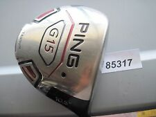Ping  G15  Fitting Cart   10.5° Driver TFC700D   Stiff Flex Graphite  # 85317