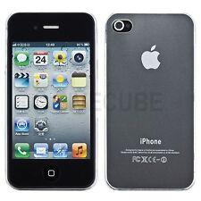 Slim iPhone 4 4G 4S Hard Case Schutz Hülle Cover Bumper Tasche Slim Case  Weiß