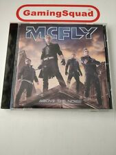 Above The Noise, Mcfly CD, Supplied by Gaming Squad