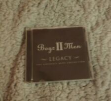 Boyz II Men - Legacy (The Greatest Hits Collection)