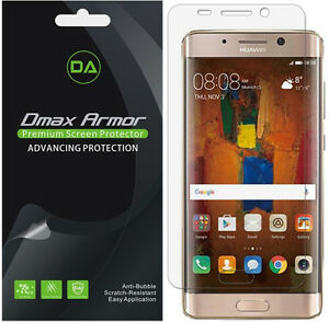 2x Dmax Armor Full Screen Cover Screen Protector for Huawei Mate 9 Pro