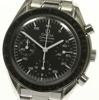 OMEGA Speedmaster 3510.50 Chronograph black Dial Automatic Men's Watch_528140
