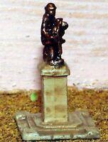 War Memorial Railway A50p PAINTED N Gauge Scale Langley Models 1/148 Scenery