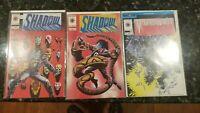 Valiant Shadowman Comic Lot Of 3