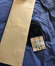 Burberry Bag With Socks