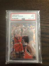 Michael Jordan 1995 Flair #15 PSA-9 95-96