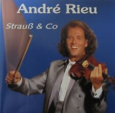ANDRE RIEU - STRAUSS & CO -  CD