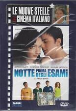 Dvd **NOTTE PRIMA DEGLI ESAMI** con Giorgio Faletti C.Capotondi N.Vaporidis 2006