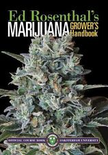 Marijuana Growers Handbook by Ed Rosenthal, Paperback