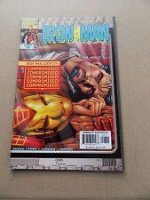 Iron Man (vol 3)  8 . Black Widow  App .  Marvel 1998 -  VF / NM