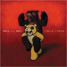 "FALL OUT BOY ""FOLIE A DEUX"" CD NEW+"