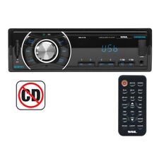 Soundstorm ML41B SSL Single DIN Bluetooth Wireless Digital Media Car Receiver