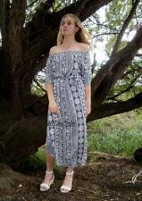Lace Women's Maxi Rayon Dresses