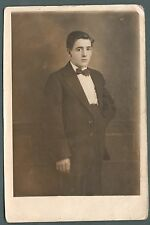 Northampton, D.& R. Studio Co., Gold Street, Rp, young man, bow tie, qb 885