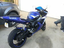 Yamaha R1 YZF exhaust pipe 1998-2001 New  Extremeblaster XBSS fixed baffle