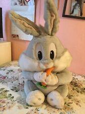 Very Rare JEMINI Bugs Bunny Baby Looney Tunes Pyjama Case Toy!