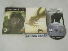 SHADOW OF THE COLOSSUS PLAYSTATION 2 PS2 (vendeur pro)
