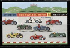GERMANY 2009, HISTORICAL MOTOR SPORT - CARS, Scott 2545 SOUVENIR SHEET, MNH