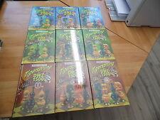 Komplette Serie ( 9 Bücher ) Tigersprung auf DWZ 1500+1800+2100 Artur Jussupow