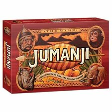 Boxed Original Jumanji Board Game C1567 Xmas Family TV Fun